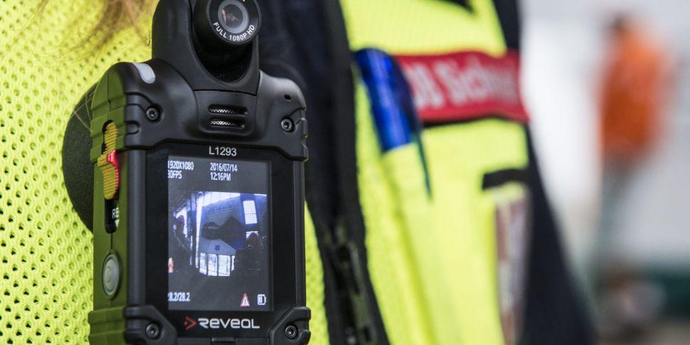 Use of body cams by Gardaí has...