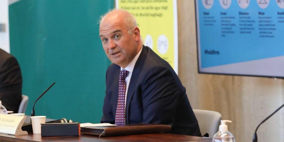 COVID Ireland: 425 new cases a...