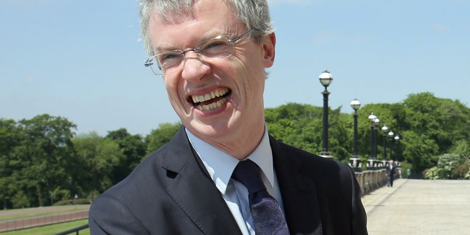 Joe Brolly: The DUP is 'caught...
