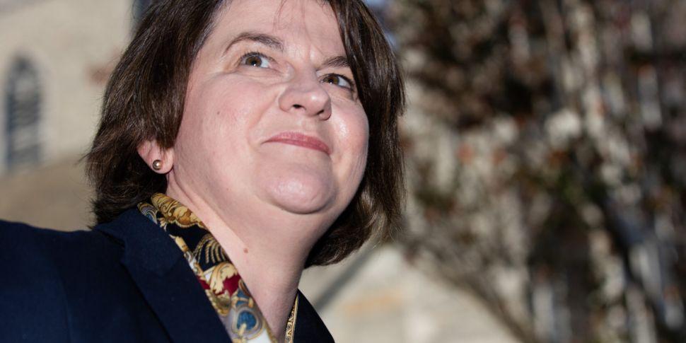 Arlene Foster was 'eaten alive...