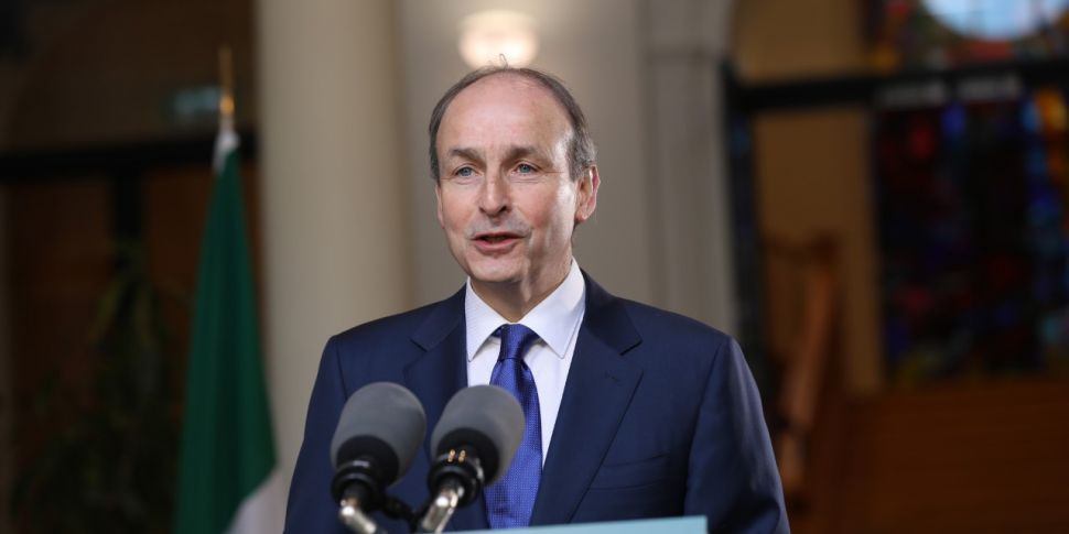 Ireland to re-open on phased b...