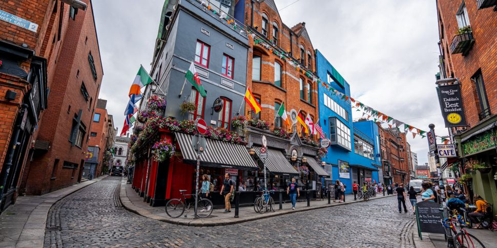 Why Dublin is inaccessible and...