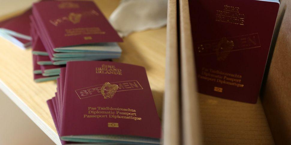 Passport Office says backlog o...