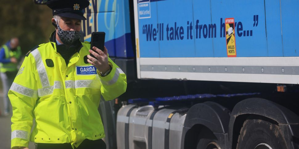 Gardaí to double supply of mob...