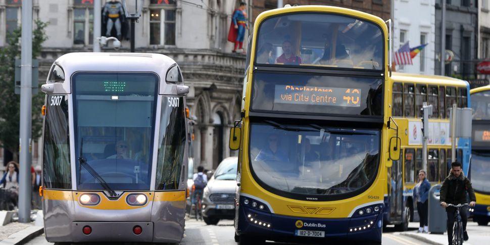 Public transport capacity incr...