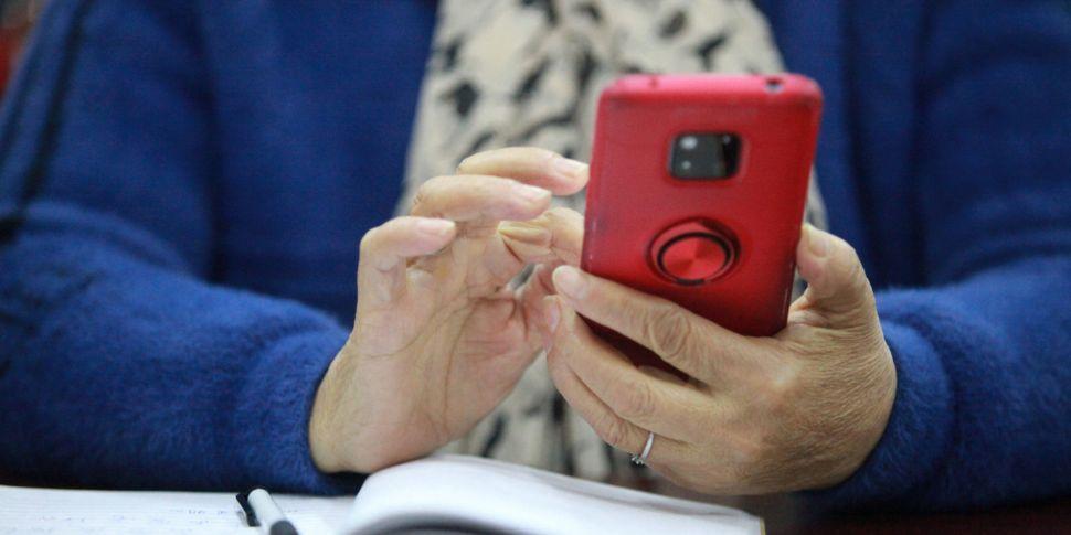 Smart Phones & Ageing