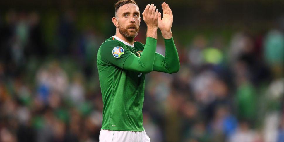 Ex-Ireland defender Keogh awar...