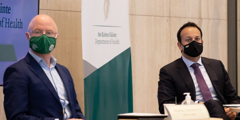 Donnelly: Varadkar comments on...