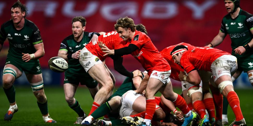 Munster ring the changes for v...