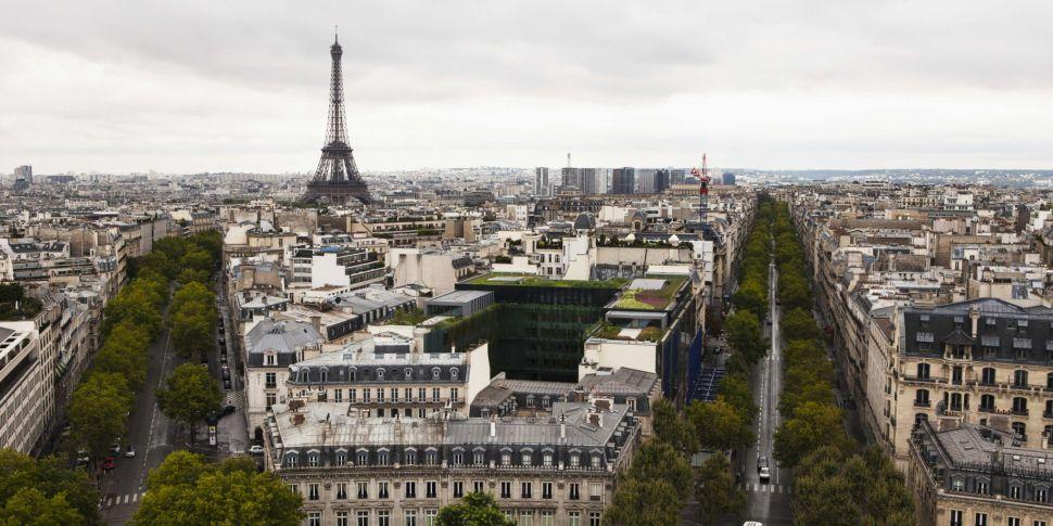 Paris Could Soon Be A Pedestri...
