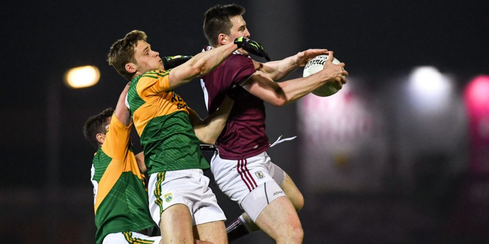 Kerry and Galway name strong s...