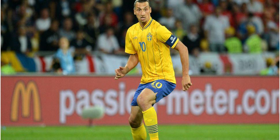 Zlatan Ibrahimović ruled out o...