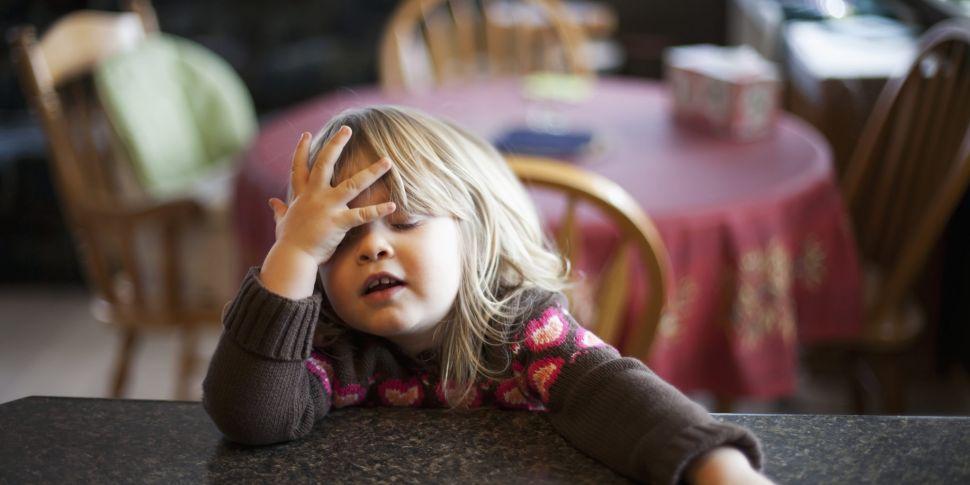 Parenting: 'My children won't...