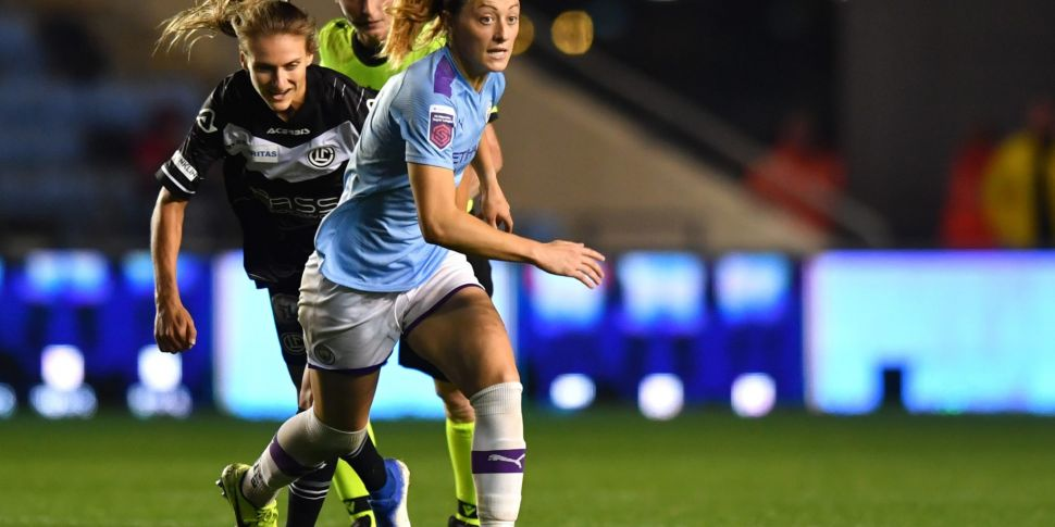 Megan Campbell to leave City i...