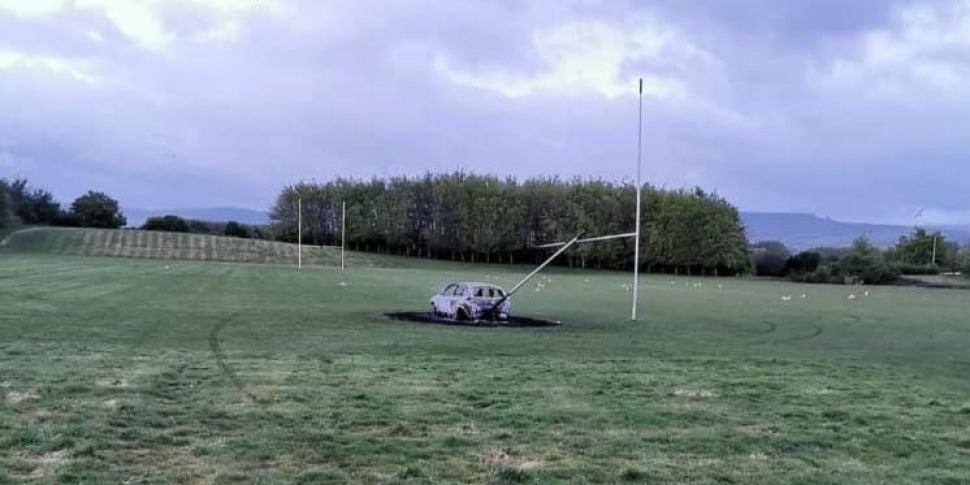 Dublin rugby pitch left 'unusa...
