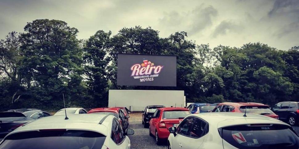 Drive-in movie business 'in li...