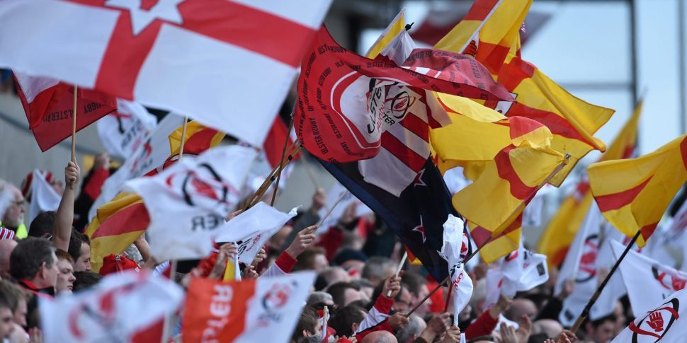 Ulster Rugby become first prov...