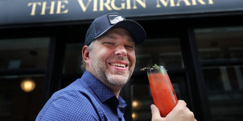Dublin alcohol-free bar eyes g...