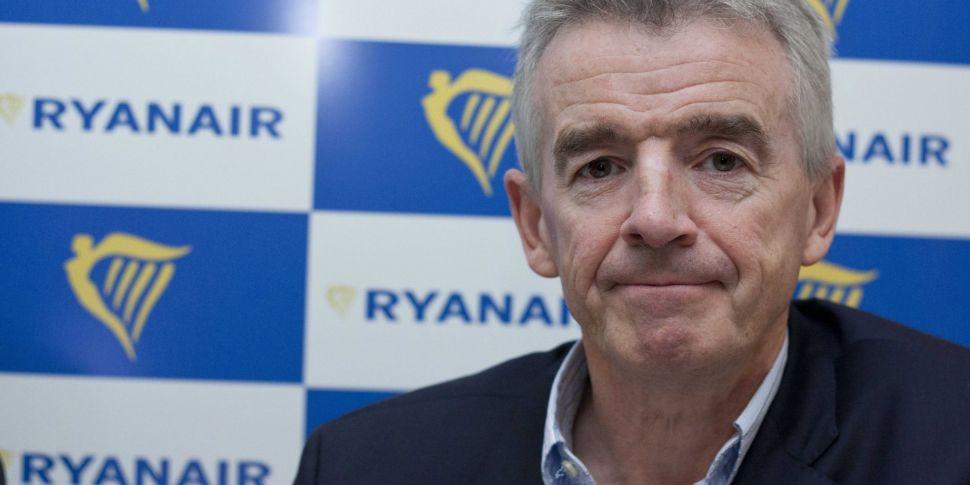 Michael O'Leary: Forced Landin...