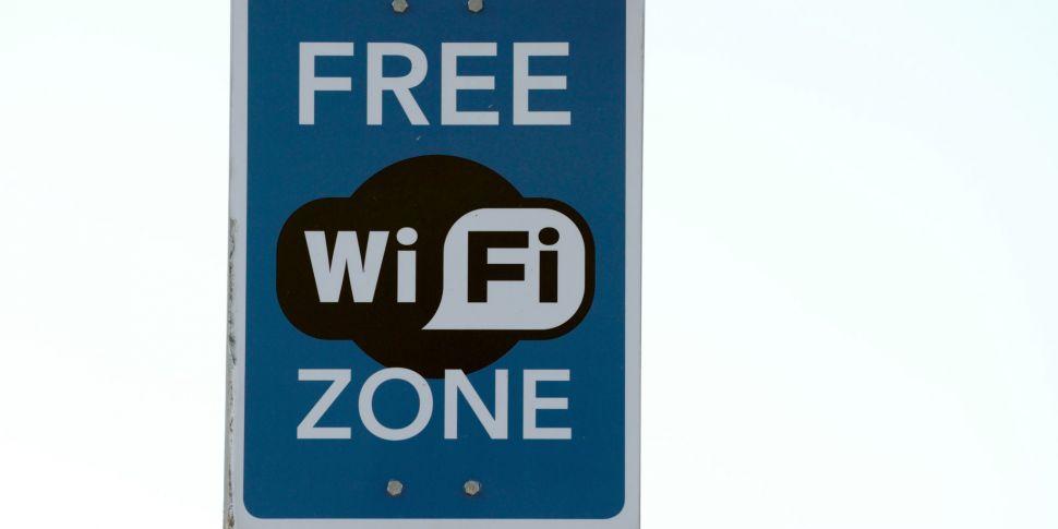 More than 30 free public wifi...