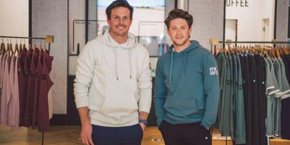 Irish athleisure brand Gym+Cof...