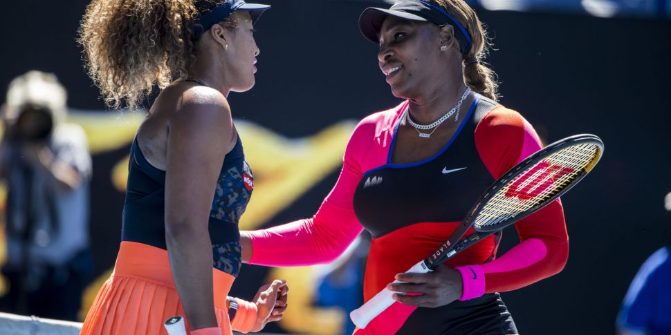 Serena Williams gives backing...