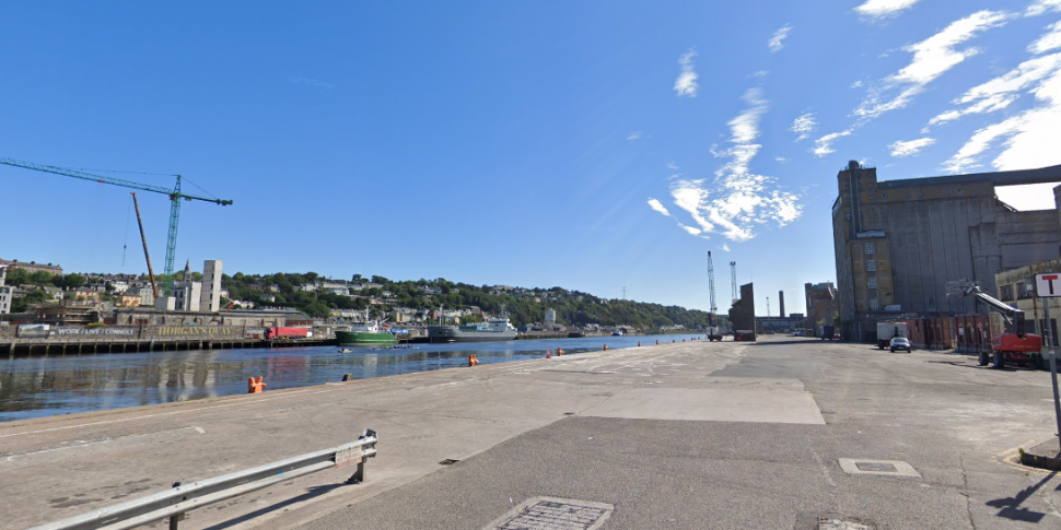 Parts of Cork's quays to be fe...