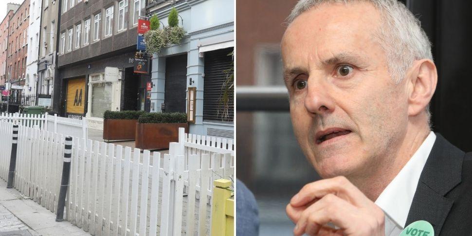 Dublin needs public spaces man...