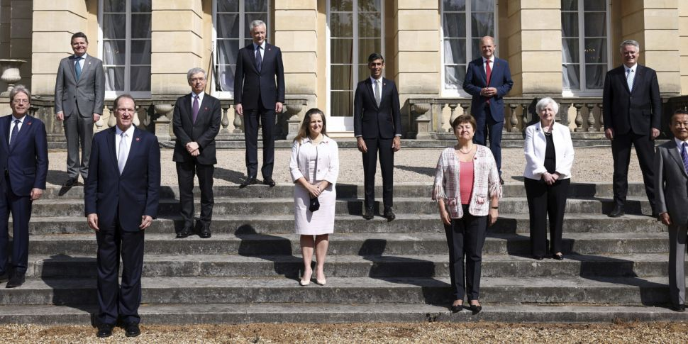 G7 reaches deal on plan to tax...