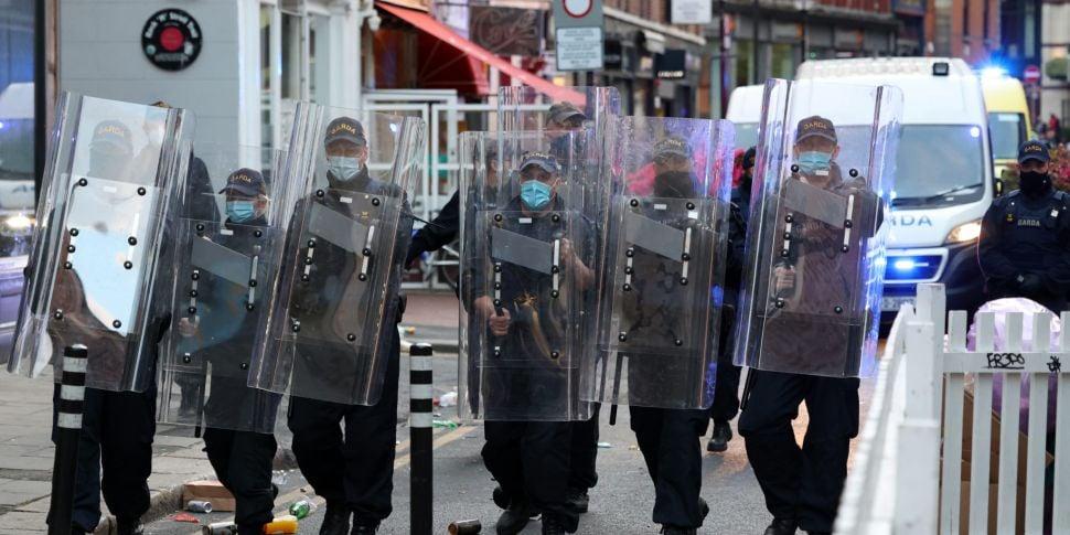 19 people arrested in Dublin d...