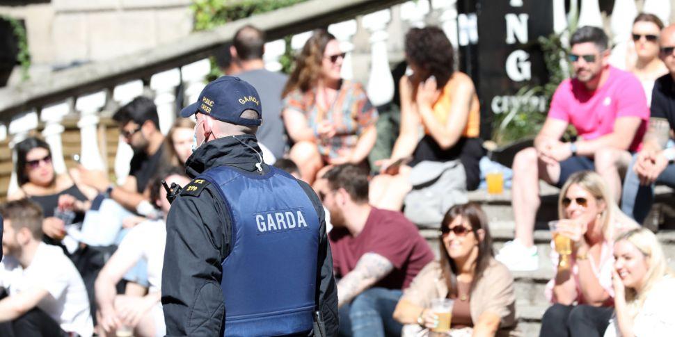 Designated public drinking are...