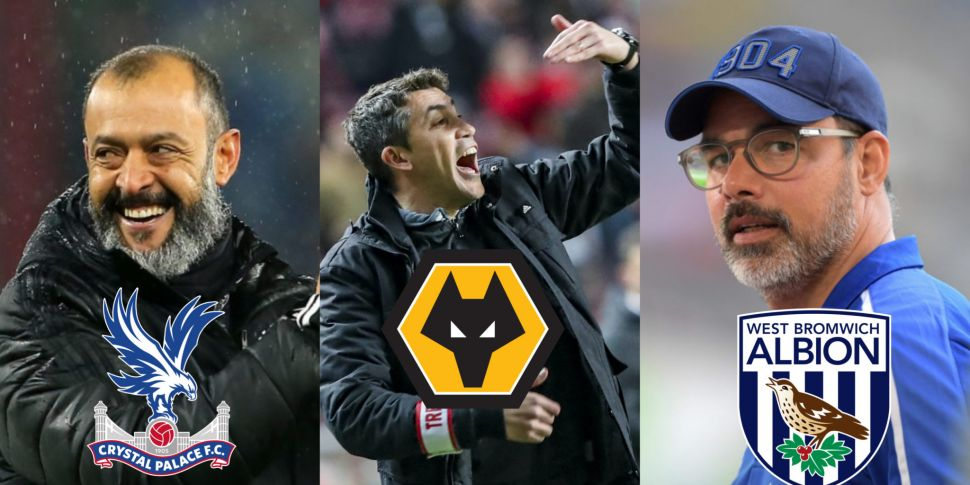 Nuno to Palace? Lage to Wolves...