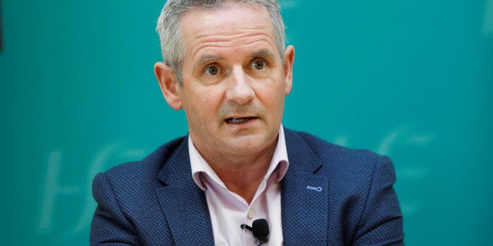HSE CEO Paul Reid On The Impac...