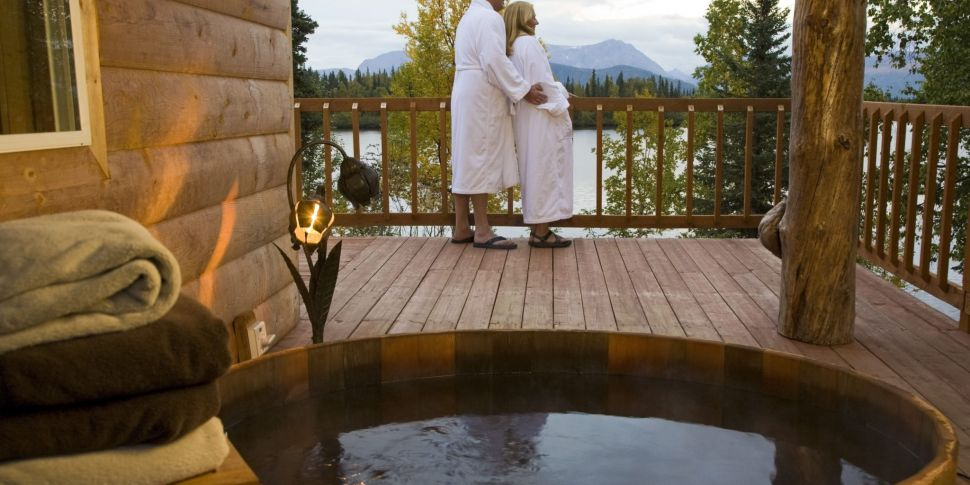Demand for hot tubs 'off the s...