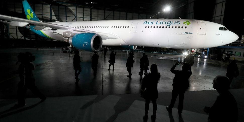 Has Aer Lingus' relationship w...