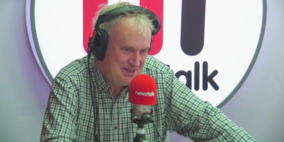 Luke O'Neill: 'Perverse' that...