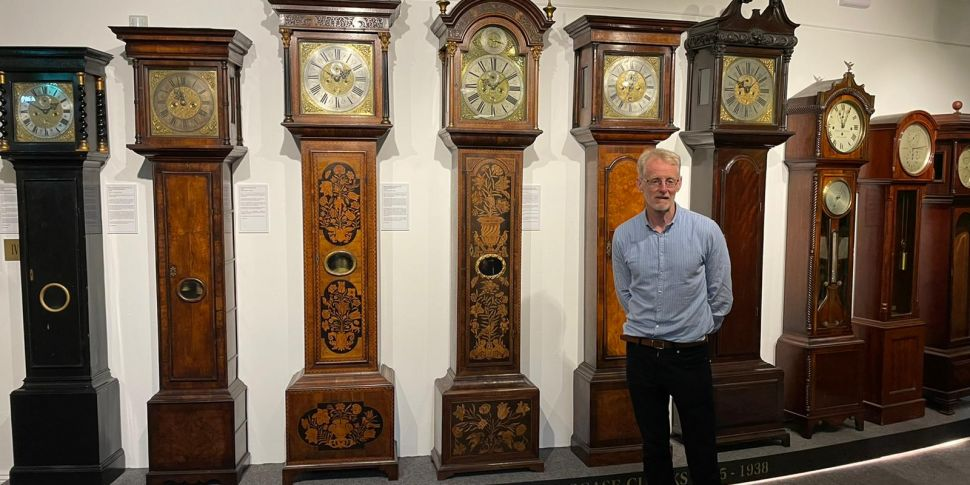 The Irish Museum Of Time Opens...