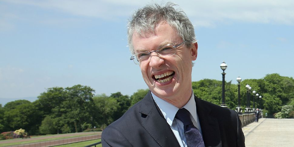 Joe Brolly reacts to the resig...