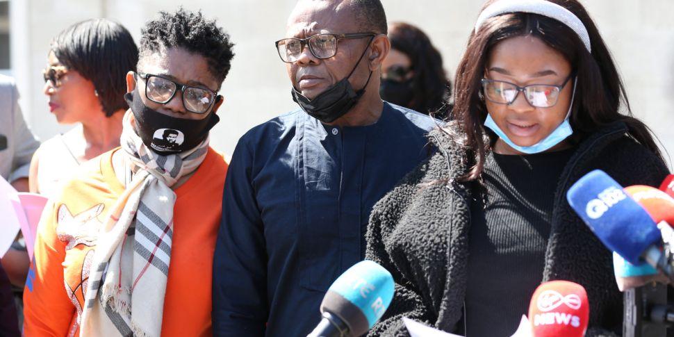 George Nkencho inquest adjourn...