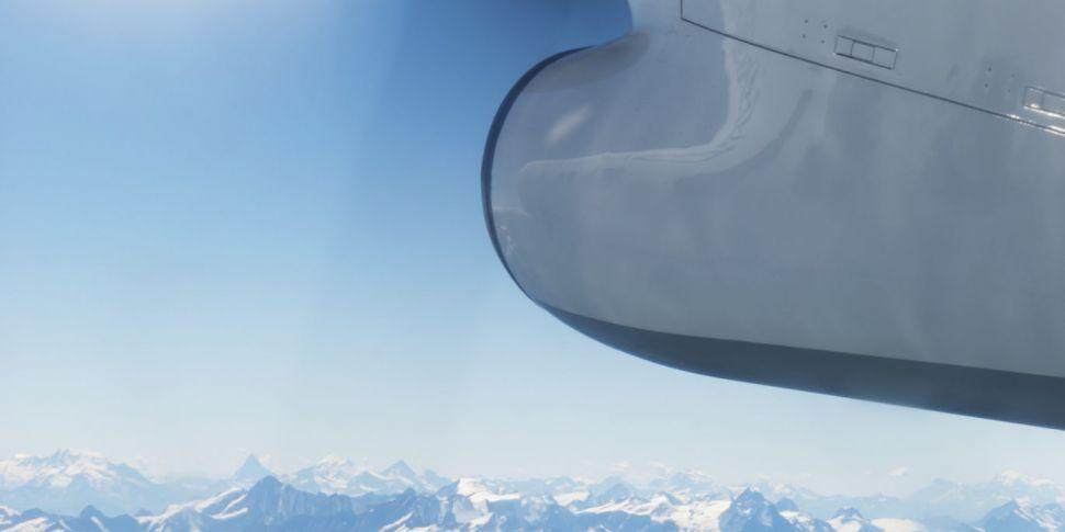 Irish Air Travel Lags As Europ...