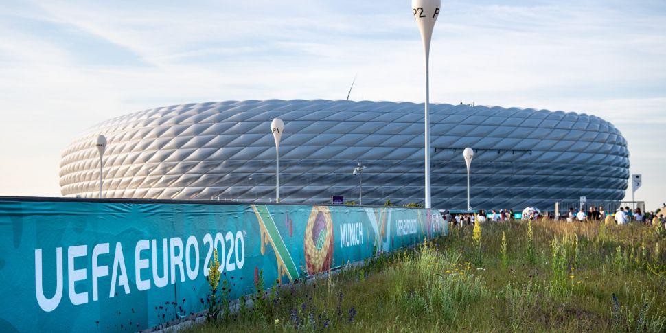 UEFA declines Munich stadium g...
