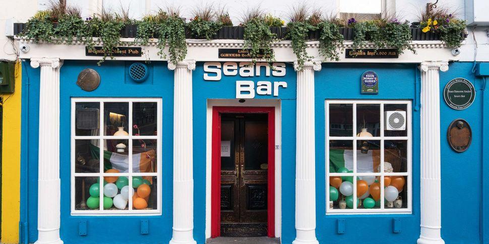 Open for Biz: Sean's bar