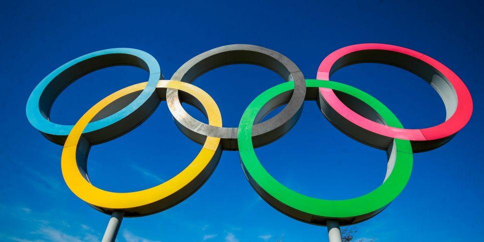 Opening ceremony of Olympics c...