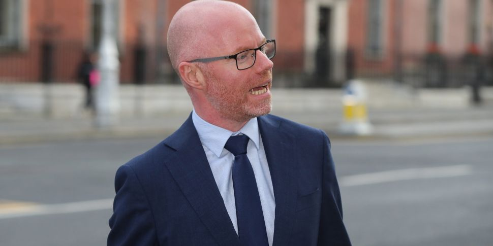Minister Stephen Donnelly On R...