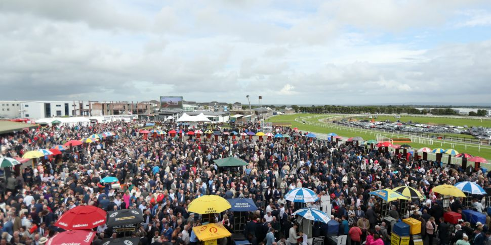 Galway Races and Aviva bosses...