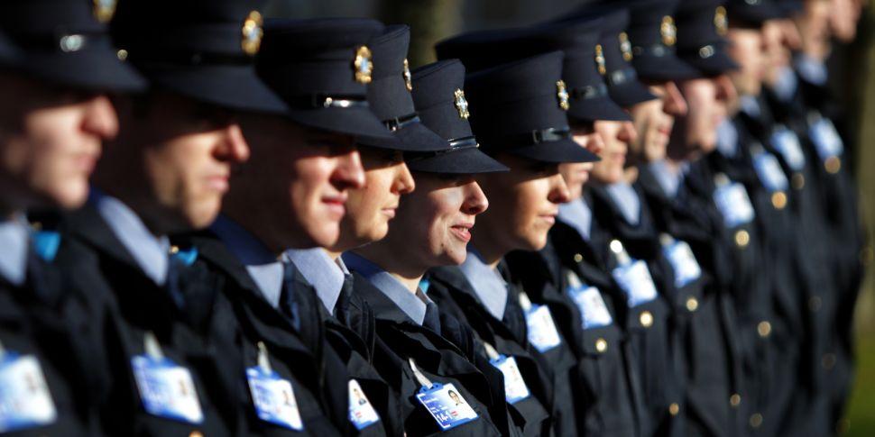 'Liberalised' Garda dress code...