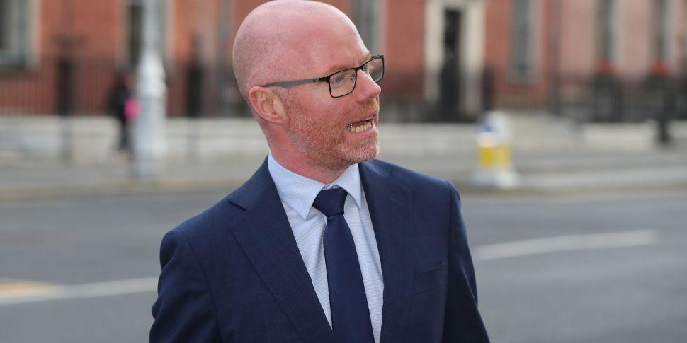 Donnelly: 'Internal bickering'...