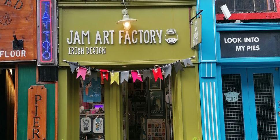 Keep It Local: Jam Art Factory...