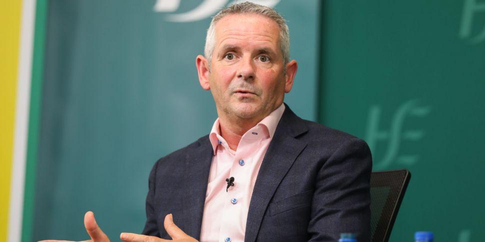 Ireland will begin vaccinating...