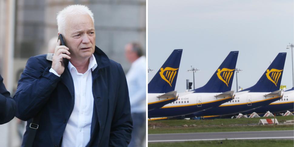 Ryanair CEO Eddie Wilson: Iris...